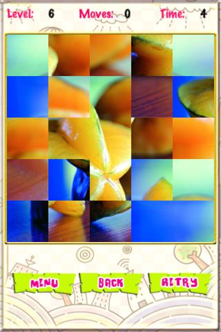 Fruit  Jigsaw Puzzles - screenshot
