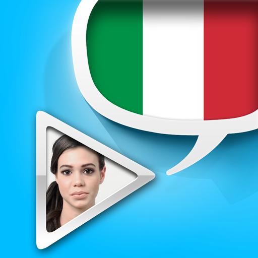 イタリア語ビデオ辞書 - 翻訳機能・学習機能・音声機能 旅遊 App LOGO-硬是要APP