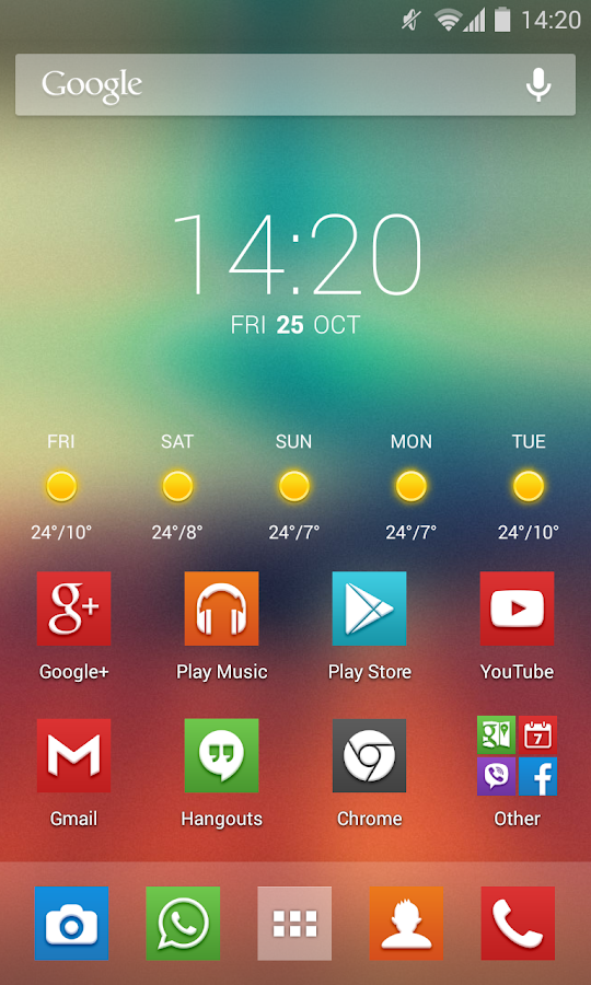 Yoma - Icon Pack - screenshot