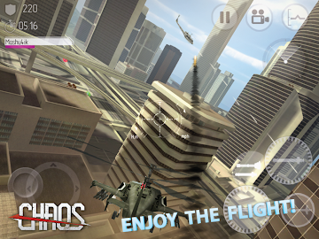 CHAOS Combat Helicopter 3D Screenshot 9