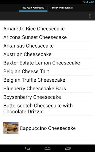 芝士蛋糕食谱