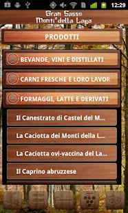 Gran Sasso e Monti della Laga- screenshot thumbnail