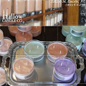 Hallow Candle Co. logo