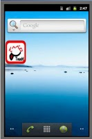 Screenshot of TehePero-Touch!