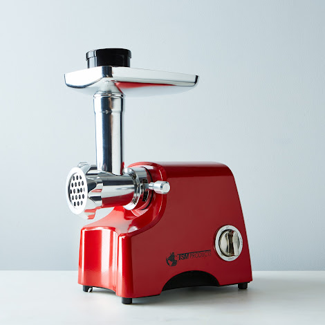 Electric Meat Grinder & Sausage Stuffer