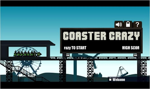 Crazy Coaster - screenshot thumbnail