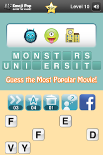 Movies - Emoji Pop™: Play Now