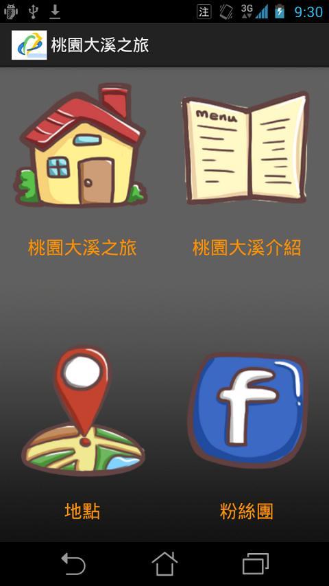 桃園大溪之旅- screenshot
