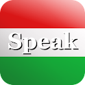 Speak Hungarian Free logo