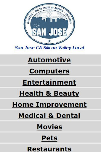 Silicon Valley San Jose CA