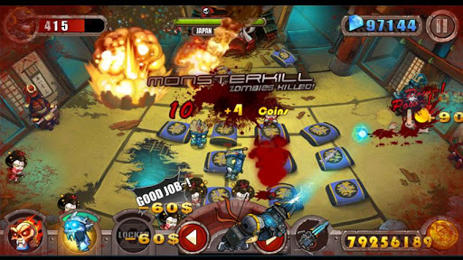 Zombie Evil 1.20 screenshots 2