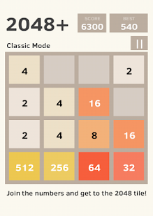 2048 Number puzzle game - Android Apps on Google Play