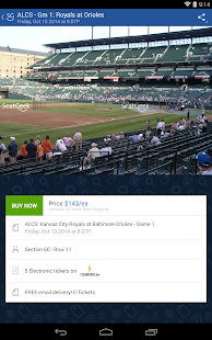 SeatGeek Event Tickets Screenshot 29