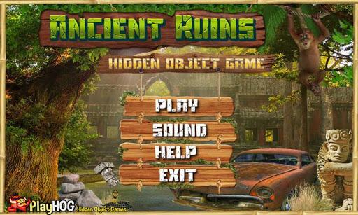 Ancient Ruins - Hidden Objects