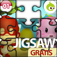 Kids Jigsaw Puzzle : Uwa 01