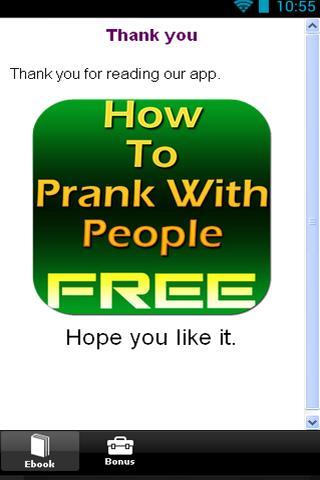 免費下載生活APP How To Prank With People app開箱文 APP開箱王
