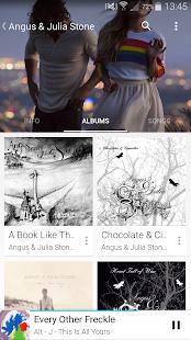 Shuttle Music Player - screenshot thumbnail
