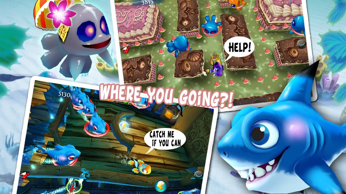 #6. Fish Party Online (Android)