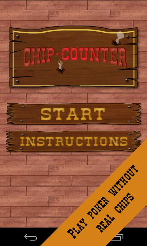 Chip Counter- screenshot