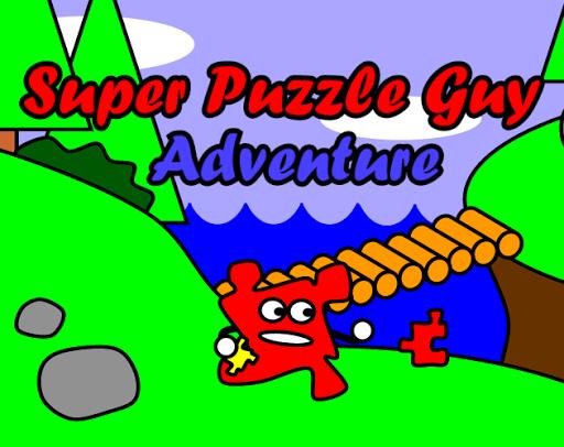 Super Puzzle Guy Adventure