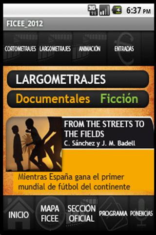 Ficee 2012- screenshot