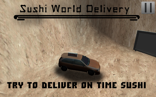 Sushi: World Delivery
