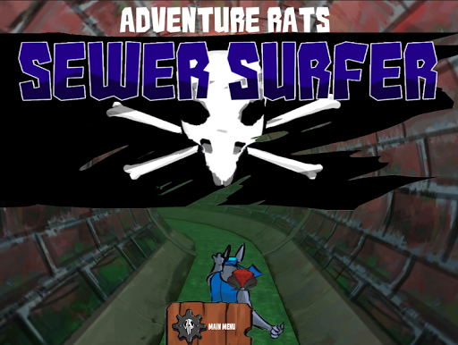 Adventure Rats - Sewer Surfer