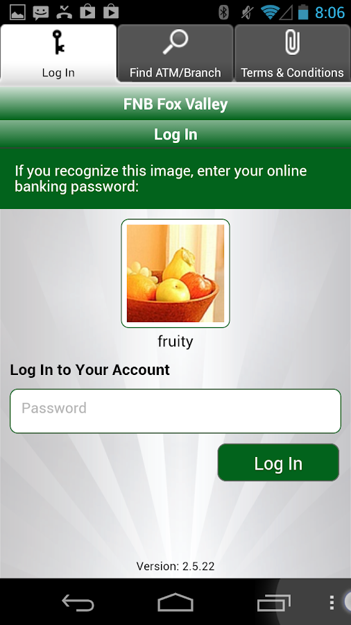 FNB Mobile - screenshot