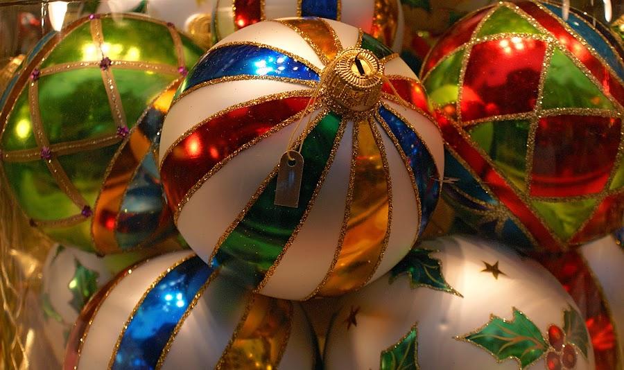 Christmas decorations by Darko Kordic - Artistic Objects Still Life