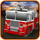 Firefighter Truck Simulator 3D