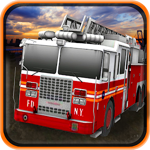 Firefighter Truck Simulator 3D for PC and MAC