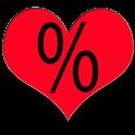 حاسبة الحب logo