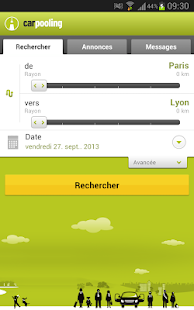 carpooling.fr - screenshot thumbnail