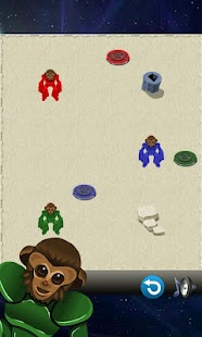 Block Puzzle - Space Monkeys - screenshot thumbnail