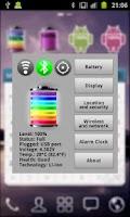 Screenshot of Rainbow Battery