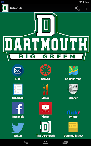 Dartmouth Student
