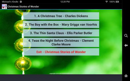 Christmas Wonder AudioBook