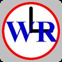 世界時計unlock logo