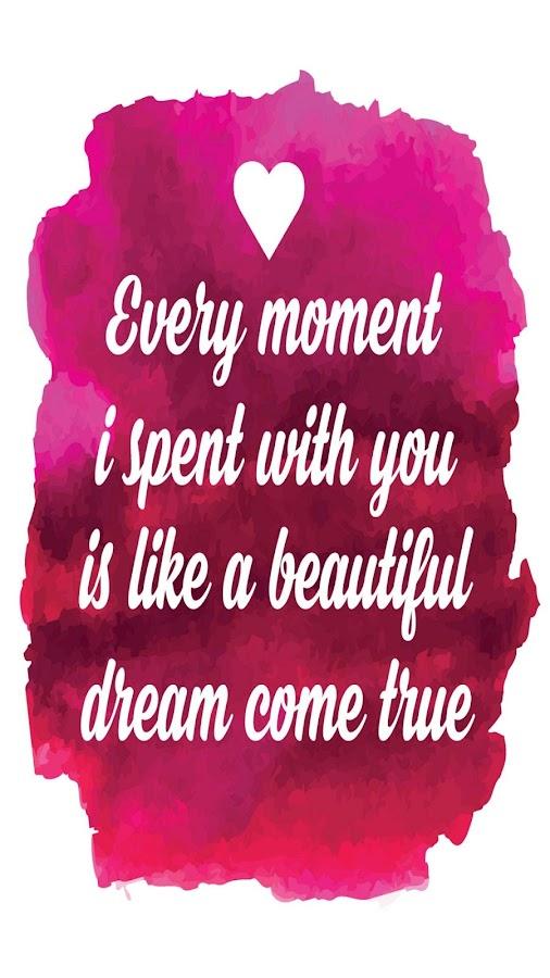 Cute Love Quote With Wallpapers Ideas - Valentine Ideas - zapatari.com