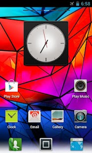 DROID RAZR GO Launcher Theme - screenshot thumbnail