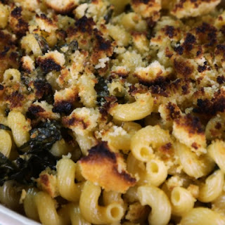 Mac n' Cheese n' Collard Greens
