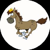 Monty Python's Trotting Horse