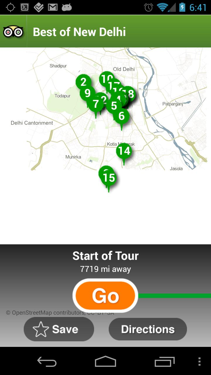 New Delhi City Guide screenshot #5