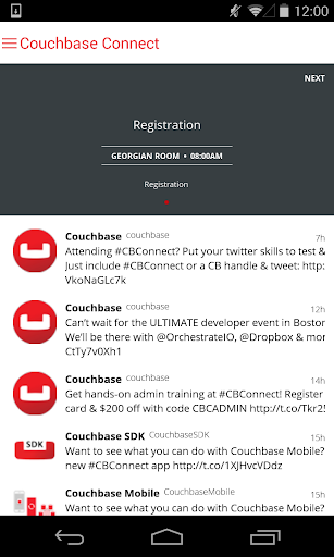 Couchbase Connect 2014