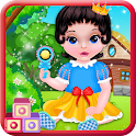 Baby Snow White Care icon