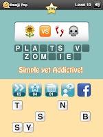 Screenshot of Emoji Pop™: Best Puzzle Game!