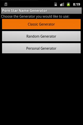 generator name porn star Porn Star Name Generator (blame ChrissyBoy for this one!) - elbow.
