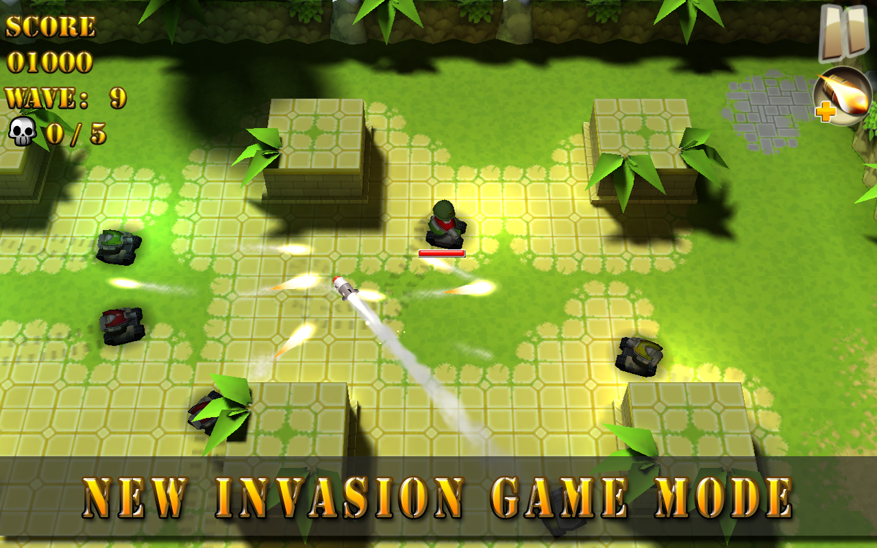 Tank Riders screenshot #12