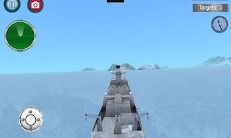 Screenshot of Navy Warship 3D Battle