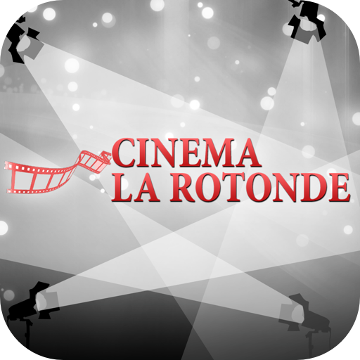 Étampes Cinéma La Rotonde Icon